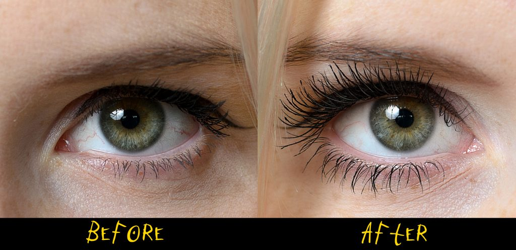 Lashcode Mascara – Effects on Eyelashes
