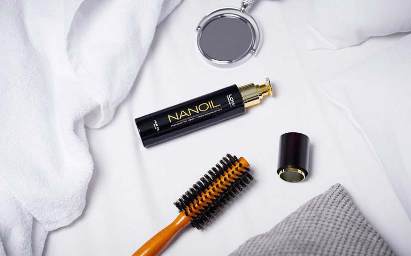 nanoil hair oil review - low porosity