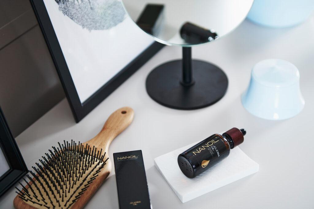 nanoil jojoba oil uses